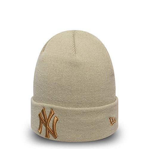 A NEW ERA Era League Essential Cuff Knit York Yankees Gorro