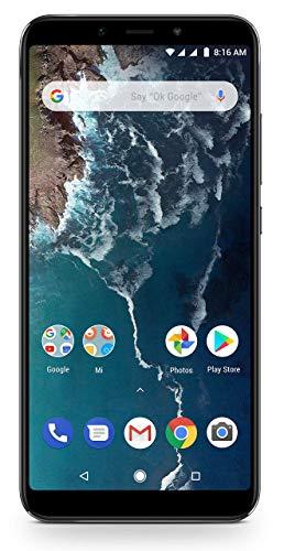 Xiaomi Mi A2 (Black, 4GB RAM, 64GB Storage)