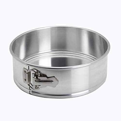 Focus Foodservice 900409 Springform Pan, 9-Inch, Silver