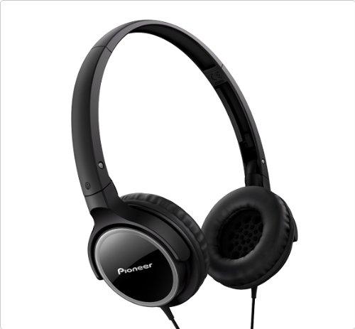 Pioneer completamente cerrado auriculares dinámicos