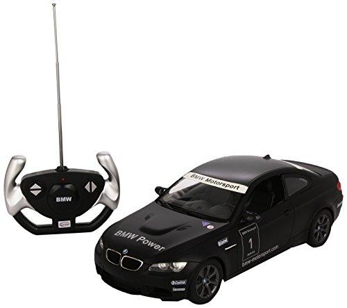 Jamara 403071 - BMW M3 Sport 1:14, schwarz