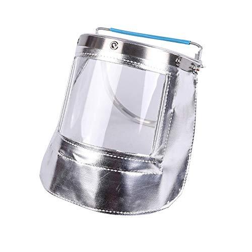 litty089 Visors Lassen Masker Brandwerende Hoofd Gezicht Argon Arc Elektrische Lassen Furnace Guard Shield Cap 1#