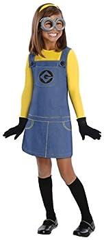 Rubie s Costume Co Child Female Minion Costume Toddler