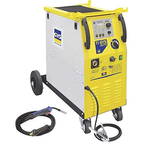 GYS T1 Schutzgas-Schweißgerät 15-205 A inkl. Zubehör