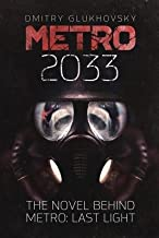 Metro 2033( First U.S. English Edition)[METRO 2033][Paperback]