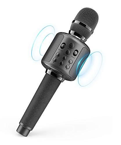 BLAVOR Karaoke Microphone Wireless