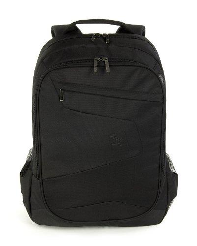 Tucano Lato 43,2cm Rucksack schwarz–Notebook-Tasche (43,2cm (43,2cm Rucksack, Schwarz, Polyester, MacBook Pro 38,1cm MacBook Pro 17, 1kg)