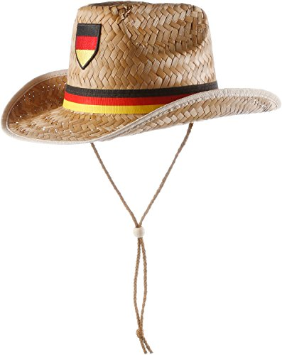 IDM 4018029 Chapeau de Paille, Marron, One Size