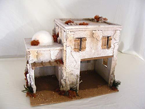 Boutique vide x 12 cm double décoration Décor Crèche Noël