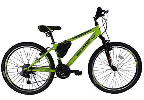 Ümit Bicicleta 26' XR-260, Adultos Unisex, Verde Pistacho, Mediano