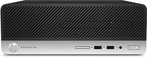 HP ProDesk 400 G6 9th gen Intel Core i5 i5-9500 8 GB DDR4-SDRAM 256 GB SSD Negro SFF PC - Ordenador de sobremesa (3 GHz, 9th gen Intel Core i5, i5-9500, 8 GB, 256 GB, Windows 10 Pro)