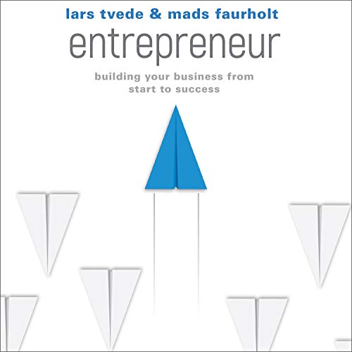 Entrepreneur cover art