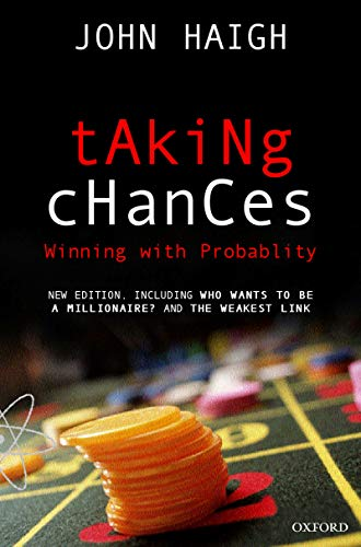 Taking Chances: Winning with Probability (English Edition) eBook: Haigh, John: Amazon.es: Tienda Kindle