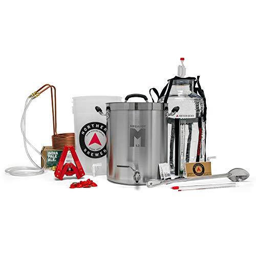 Premium Craft Brewery in a Box - Beer Making Starter Kit