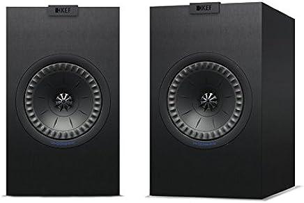 KEF Bookshelf Speaker (Q150 Black)