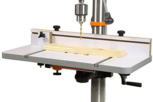 WEN DPA2412T 24 in. x 12 in. Drill Press Table with an Adjustable Fence and...
