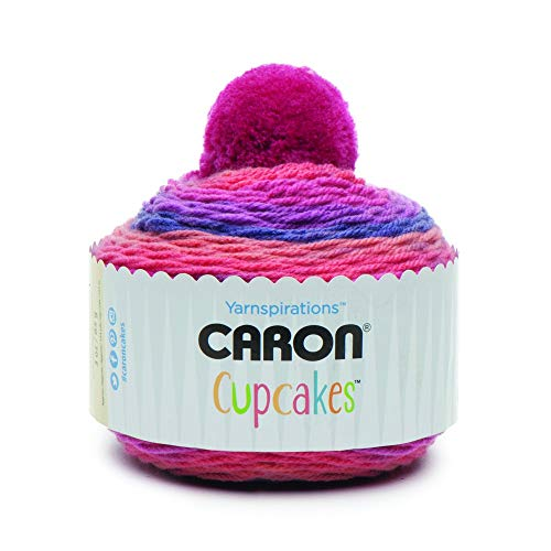 Caron Cupcakes (Sweet Berries)
