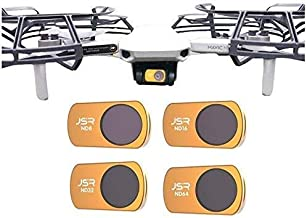 Taoric Mavic Mini Drone Lens Filter UV CPL ND8 ND8-PL ND16-PL ND32-PL ND64-PL Lens Filter Set for Mavic Mini Drone  ND8-PL ND16-PL ND32-PL ND64-PL