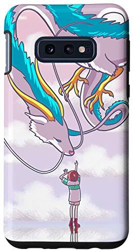 Galaxy S10e Anime Dragon Cool Hobbies Animation Manga Japanese Gift Case