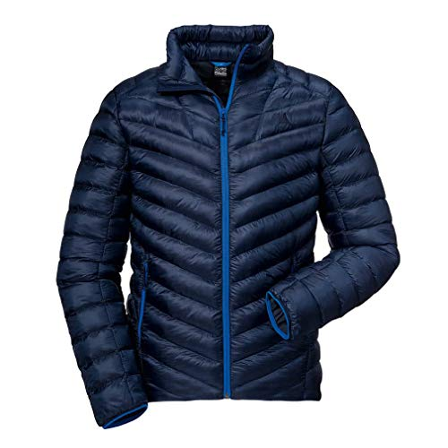 Schöffel Herren Val d Isere 2 Thermojacket, Dress Blues, 50