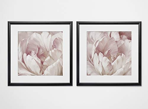 WEXFORD HOME Intimate Blush I 2 Piece Set Art Print 16X16 product image
