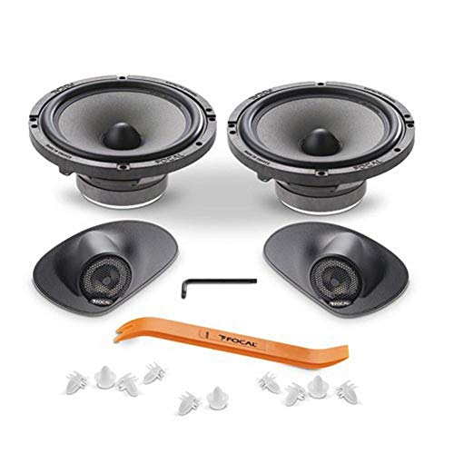 Focal IFP207 Car Coaxial Speakers 140 W Bl