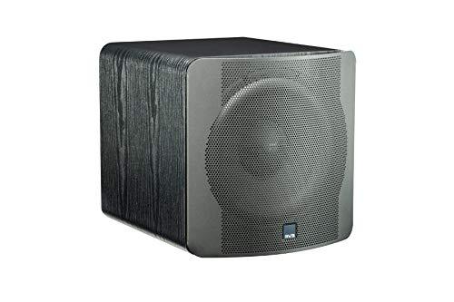 SVS SB de 2000Negro activo de subwoofer 1100W 30cm STA de 500d DSP Amplifier