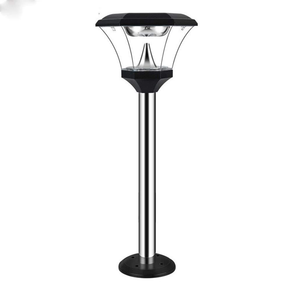 Lámparas Farola Lámpara de jardín de luz de exterior Lámpara de pie de jardín Led de