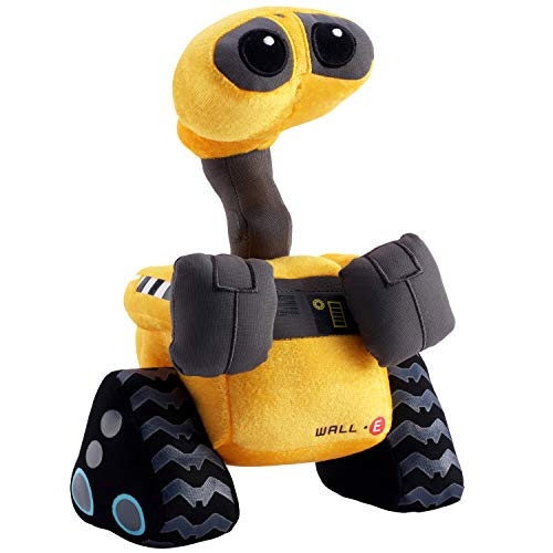 Fairzoo Wall-E Plush, Plush Robot Toy, Stuffed Animal, Gifts for Kids, 15' Deluxe Plush