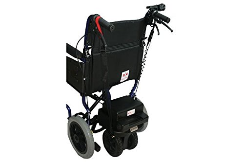 Sistema de acompañante eléctrico para sillas de ruedas