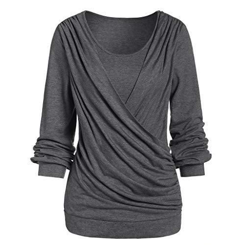 V-Neck Vintage Pullover - 8