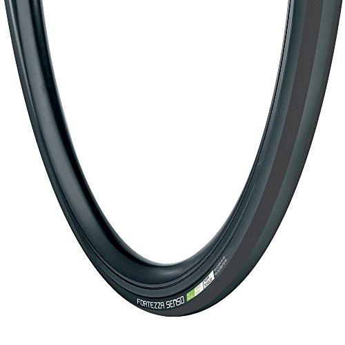 Vredestein Fortezza Senso All Weather Fahrradreifen, schwarz, 23-622/700x23C