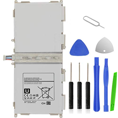 """EB-BT530FBU Battery Replacement for Samsung Galaxy Tab 4 10.1"""" SM-T530 (WiFi) SM-T530NU SM-T531 (3G&WiFi) SM-T535 (3G, 4G/LTE&WiFi) SM-T537 P5220 Series Tablet EB-BT530FBC EB-BT530FBE (for T530)"""