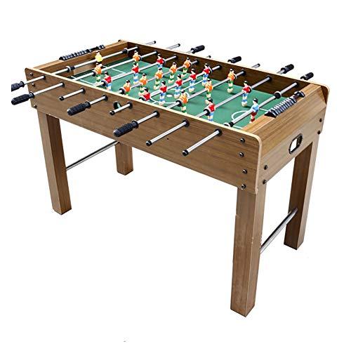 Professionelle Tischkicker Tisch Mit 8 Griff,Holz Kickertisch Wettbewerb Dimension,Tischfußball Spiel Für Kinder Und Erwachsene Nach Hause C