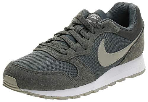 Nike Herren Md Runner 2-749794 Gymnastikschuhe, Mehrfarbig (Mineral Spruce/Spruce Fog 302), 41 EU