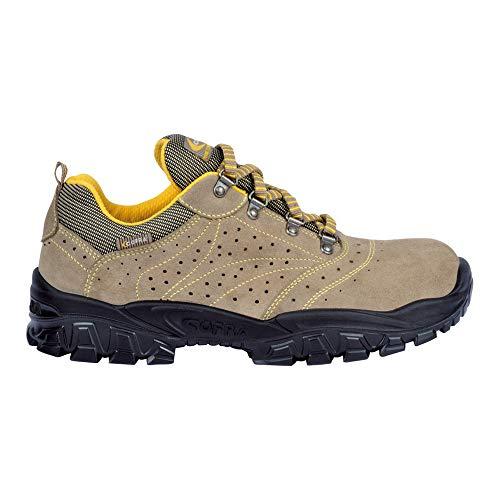 Cofra NT290-000.W45 Chaussures de sécurité New Nilo S1 SRC Taille 45 Gris