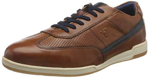 bugatti Herren 311A30014100 Sneaker, Cognac, 44 EU