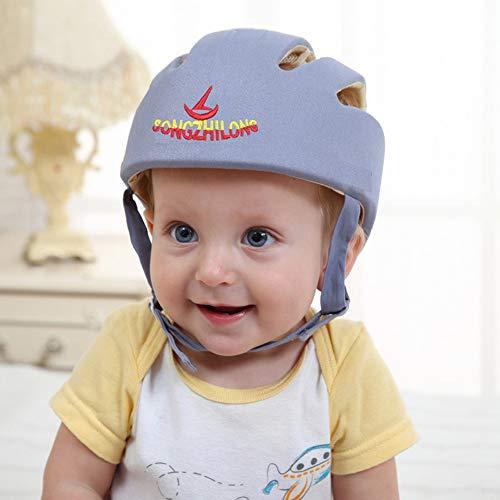 Moonvvin Baby-Schutzhelm mit Kopfschutz, verstellbar, für eine sichere Umgebung beim Krabbeln, Spazierengehen