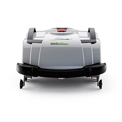 Wiper W-BX4 Mähroboter Blitz X4 mit Bluetooth für ca. 400 qm, Modell 2018 - 3
