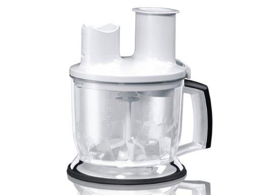 Braun FPK5 Multiquick EasyClick Küchenmaschinen-Aufsatz, 1,5L, weiß