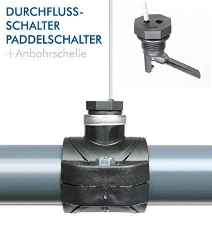 GT Strömungsschalter Flow-Switch Durchfluss-Schalter G1/2