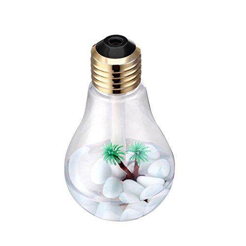 Uzinb Lámpara LED humidificador Fragancia de Aceite de Incienso difusor atomizador ambientador de Aire purificador de Niebla Fabricante de aromaterapia