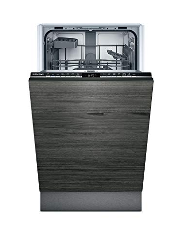Siemens SR93EX28LE iQ300 Vollintegrierter Geschirrspüler / D / 63 kWh / 9 MGD / Smart Home kompatibel via Home Connect / Hygiene Plus Programm / varioSpeed Plus