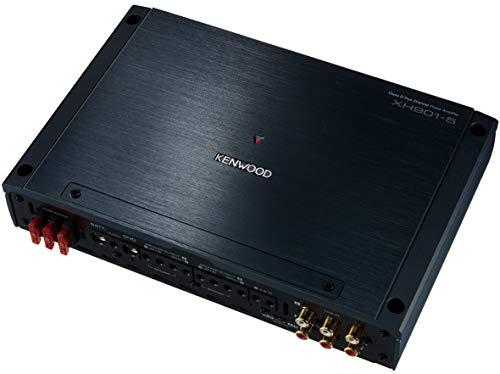 Kenwood xh901–5Class D Cinco Canal Amplificador Negro
