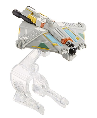 Hot Wheels Star Wars Starship Rebels Ghost Vehicle by Mattel