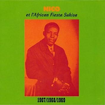 Nico & L'African Fiesta Sukisa (1967, 1968, 1969)