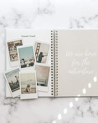 Product Image 7: Travel Planner Journal for Women– Travel Notebook and Vacation Journal for 6 Trips– A Great Travel Gift – Undated, 6 Trips