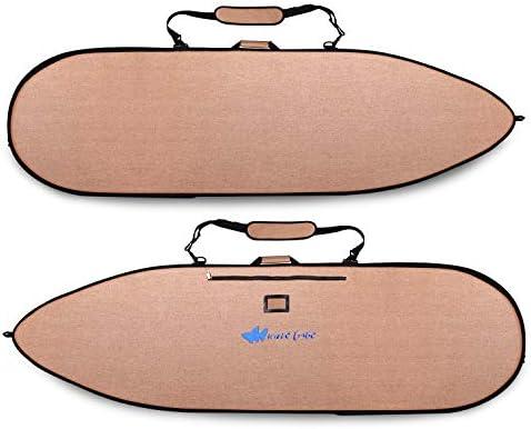 Wave Tribe Surfboard Bag Hemp Boardbag Keeps Surfboard Cool Alloy Reflection Never Break Nickel product image