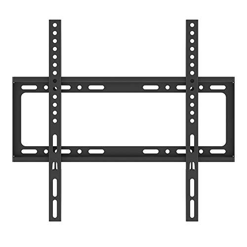 LIXUDECO Mueble de TV universal estable y duradero soporte de TV 26-55 pulgadas 32 pulgadas 37 pulgadas 46 pulgadas 50 pulgadas TV soporte de pared para 50 kg LCD LED TV Monitor titular muebles