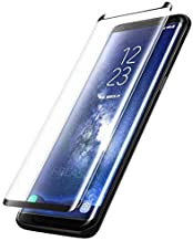 Película de Vidro Curva para Samsung Galaxy S8 Plus, Cell